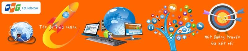 Lắp mạng Internet Wifi cáp quang FPT