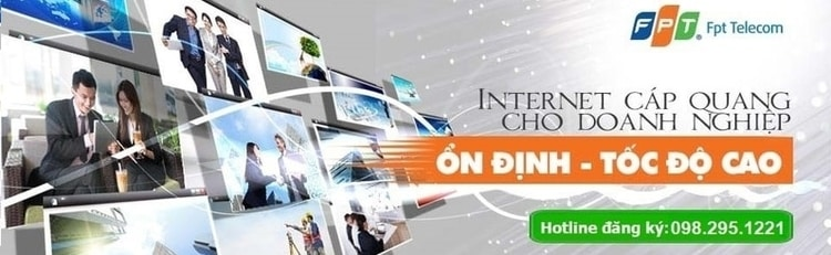 Đăng Ký Internet Cáp Quang FPT
