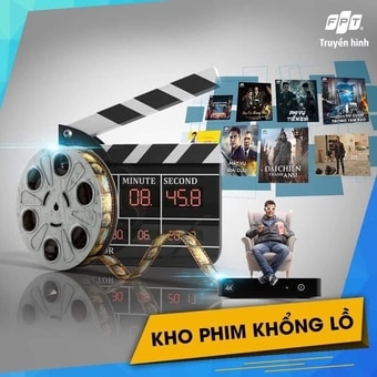 Truyền Hình FPT - Kho Phim Khổng Lồ