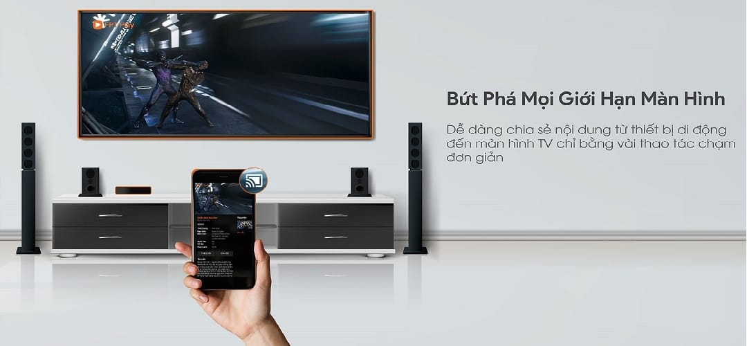 FPT Play Box - Bứt phá mọi màn hình