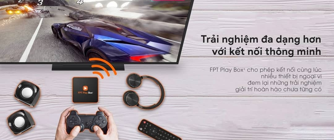FPT Play Box - youtube - Game