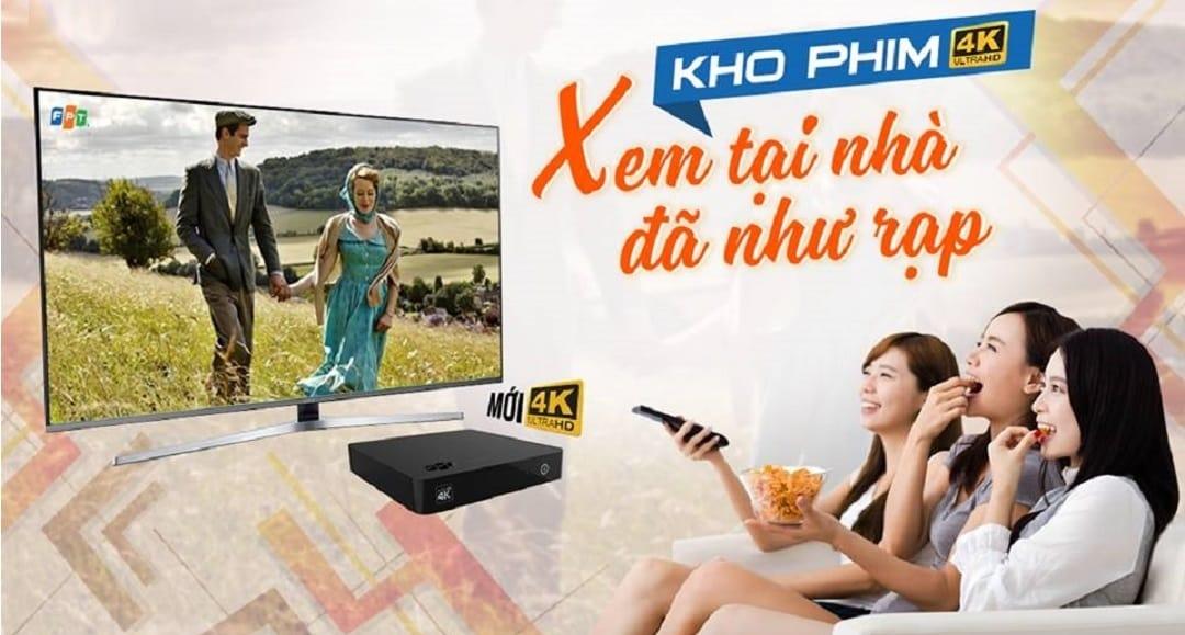 Truyền Hình FPT - Kho Phim 4K